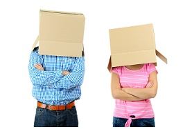 Embarrassed by divorce - photo credit: Bigstock.com