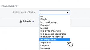 Divorce is complicated